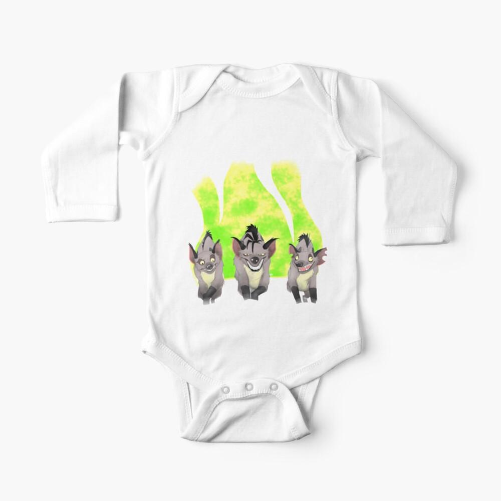 Hyenas Baby One-Piece