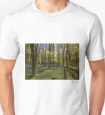 Kings Wood Bluebells Unisex T-Shirt