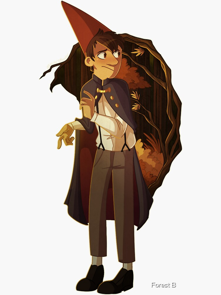Wirt- over the garden wall by kellybletz