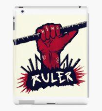 RULER iPad Case/Skin