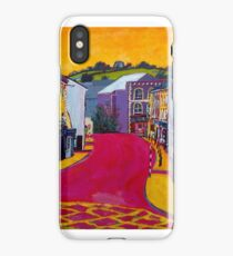 Bandon, Cork - Oliver Plunkett Street (Ireland) iPhone Case/Skin