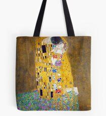 Gustav Klimt - Der Kuss Tasche