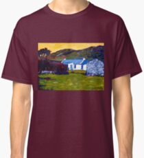 Cottage from Sheep Field Classic T-Shirt