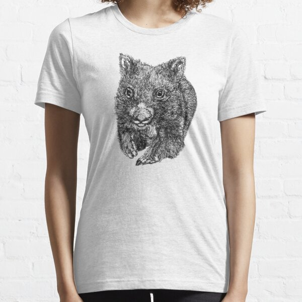 Bill the Baby Wombat Essential T-Shirt
