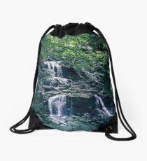 Waterfall Fantasy Art Drawstring Bag