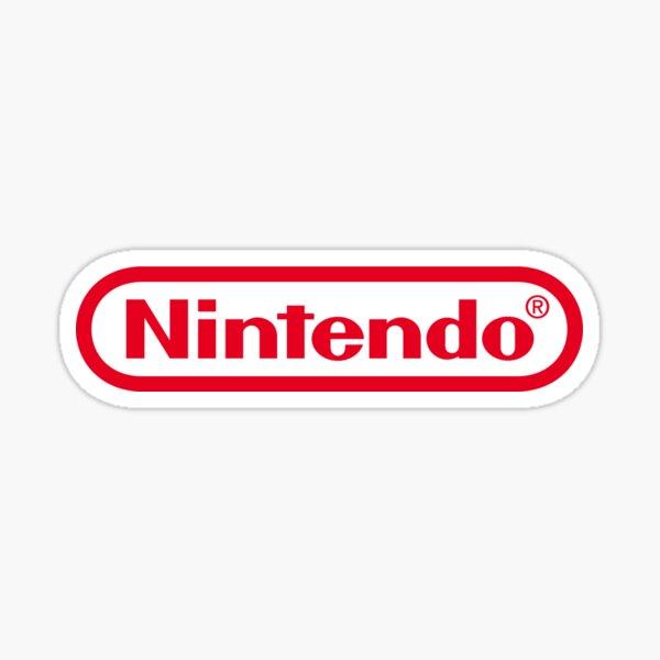 Nintendo sticker Sticker