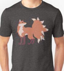 Kitsune Unisex T-Shirt