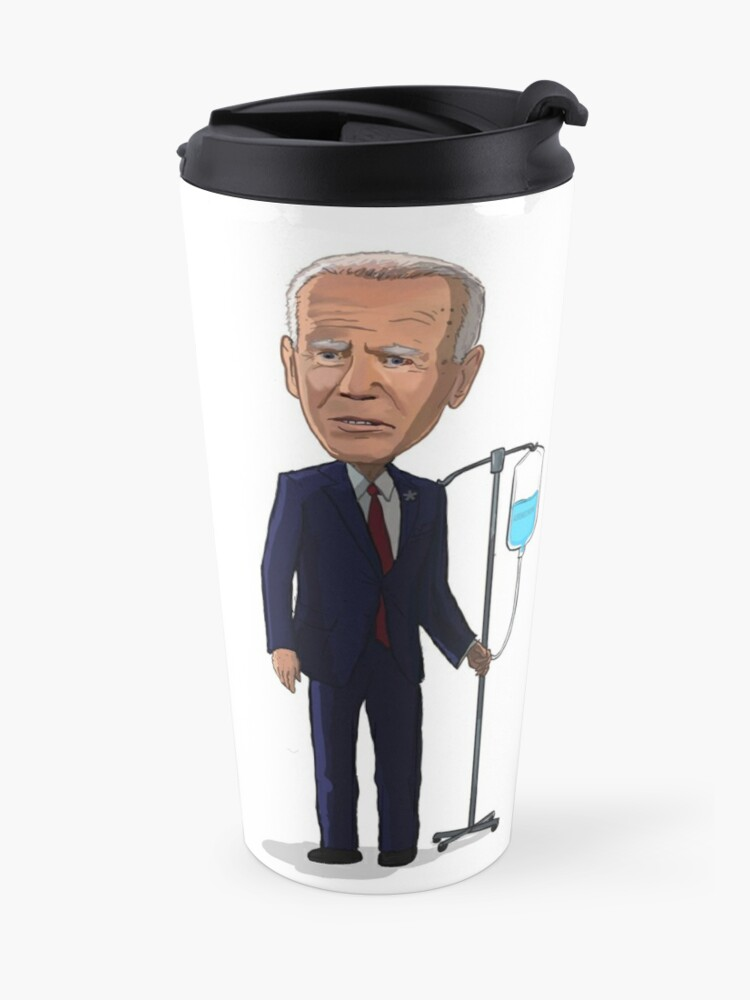Alternate view of Sleepy Joe Travel Mug
