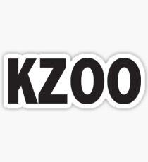 Kalamazoo KZOO Sticker