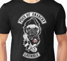 pugs of anarchy Unisex T-Shirt
