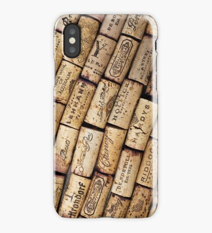 Wine Corks 1 (iP4) iPhone Case/Skin