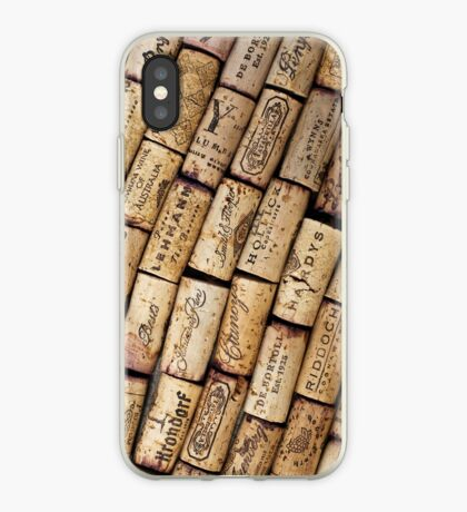 Wine Corks 1 (iP4) iPhone Case