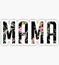 Pegatina mamá