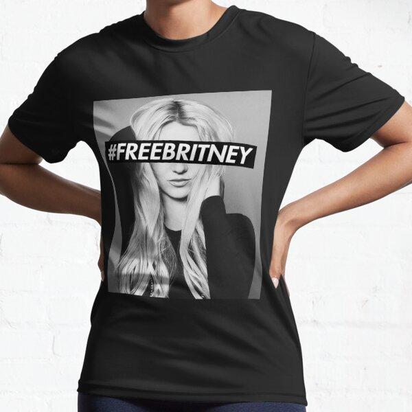 Free Britney freebritney Active T-Shirt