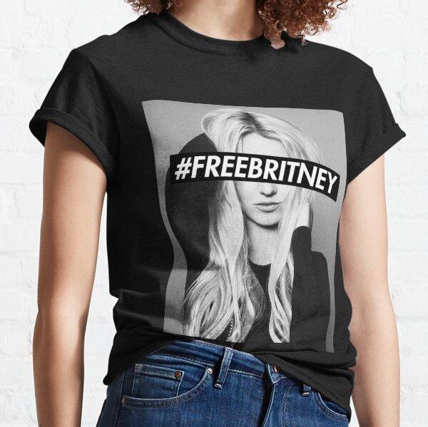 Free Britney freebritney Classic T-Shirt