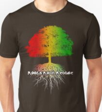 Reggae Tree of Knowledge T-Shirt