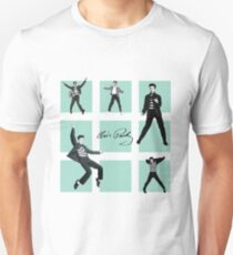 The King (Teal) Unisex T-Shirt
