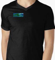 Boogie Boarding Men's V-Neck T-Shirt