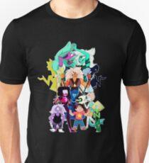 The Gems of Steven Universe Unisex T-Shirt
