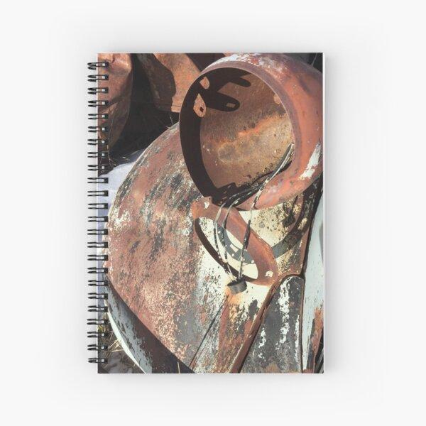 KERFUFFLE Spiral Notebook