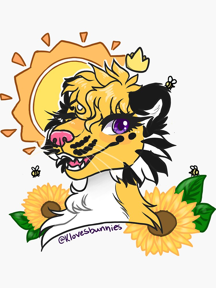 Sunny Bee by klovesbunnies