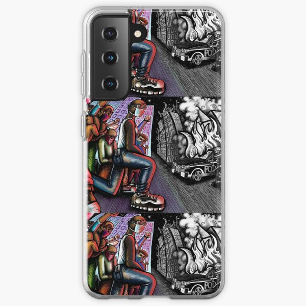Black Lives Matter Samsung Galaxy Soft Case