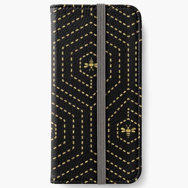 Honeycomb Home iPhone Wallet