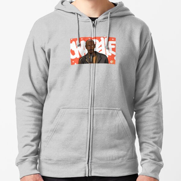 Dave Chappelle  Zipped Hoodie