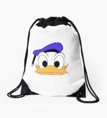 Donald Duck Merchandise Drawstring Bag