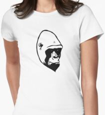 Guerrilla Ontologist Womens Fitted T-Shirt