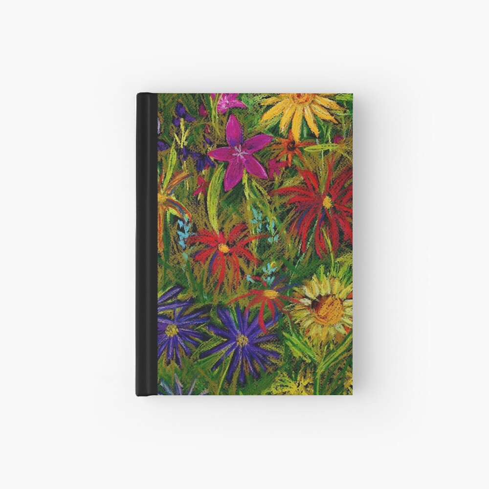 Spring has Sprung Hardcover Journal