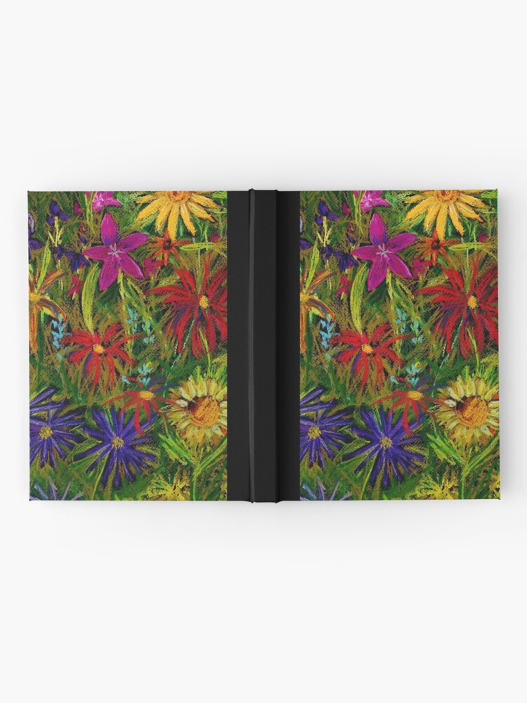 Alternate view of Spring has Sprung Hardcover Journal