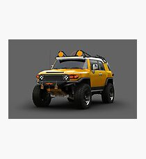 FJ Cruiser Photographic Print