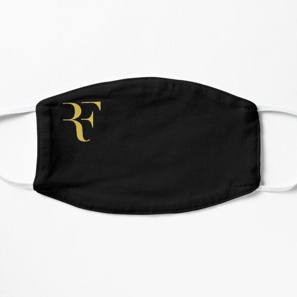 MEILLEURE VENTE - Roger Federer - RF Logo Masque sans plis
