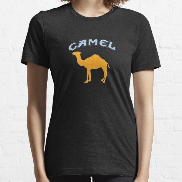 Logo de cigarettes de chameau T-shirt essentiel