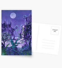 When The Stars Shine, The Dragons Awakes Postcards