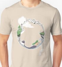 To the lighthouse Unisex T-Shirt