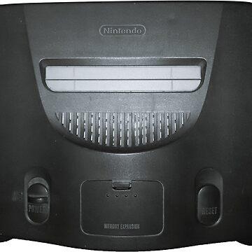 N64 by DaftDesigns