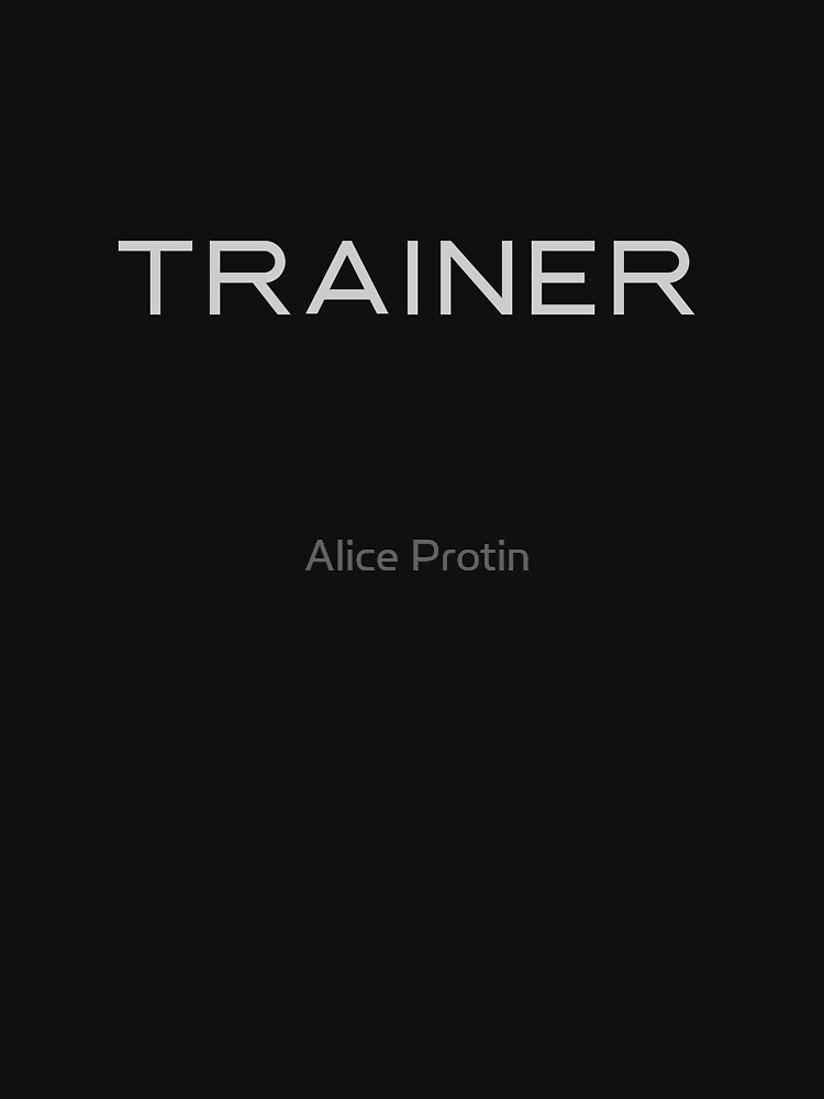 Broad City Trainer by AliceTWD