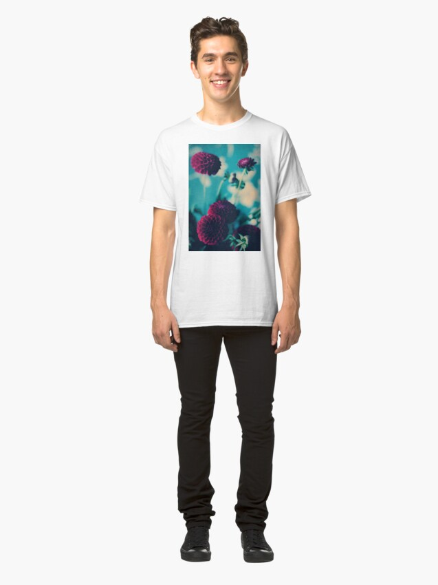 Alternate view of bordeaux Classic T-Shirt