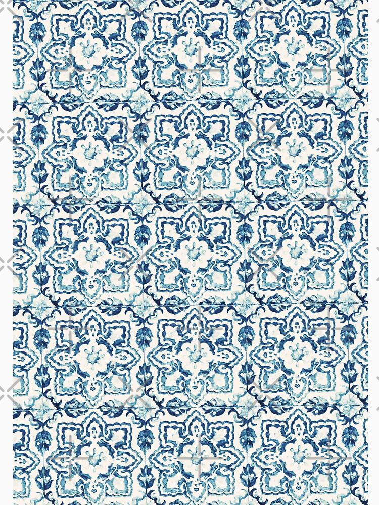 Portuguese Azulejos VIII by Ingz