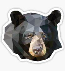 LP Bear Sticker
