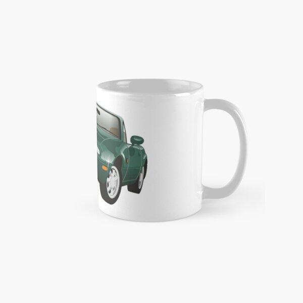 Mazda MX-5 Miata green Classic Mug