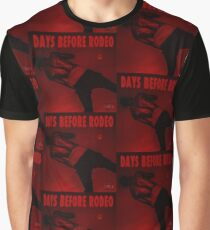 Days before Rodeo (Rage mode) Graphic T-Shirt
