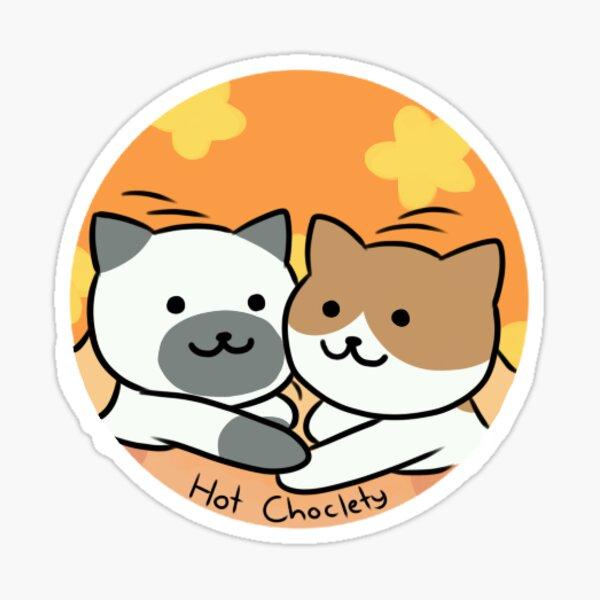 Hot Choclety Sticker