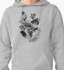 BUTTERFL FANTASY Pullover Hoodie