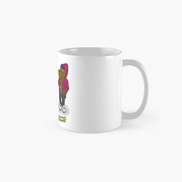 FLIGHT OF THE CONCHORDS - THE HIPHOPOPOTAMUS AND THE RHYMENOCEROS - TOGETHER ON THE ONE SHIRT Classic Mug