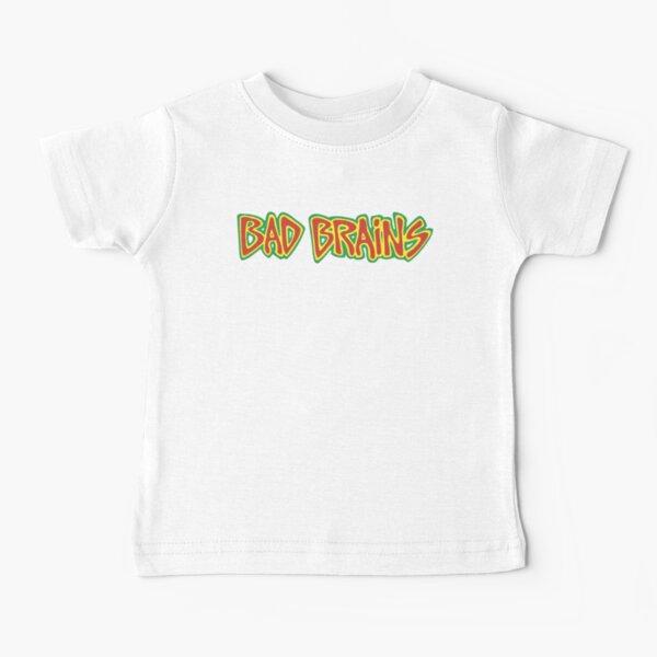 Merch de malos cerebros Camiseta para bebés