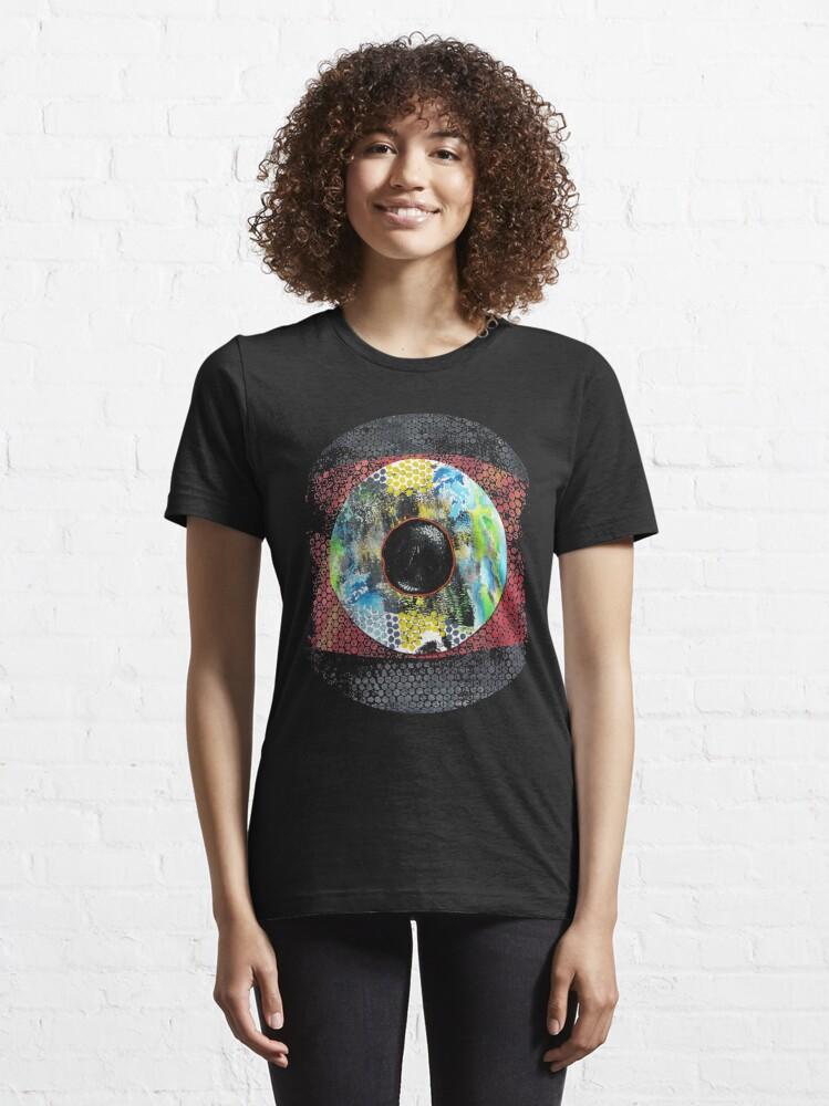 Alternate view of Eyeball Essential T-Shirt