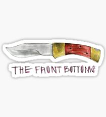 The Front Bottoms- Talon of the Hawk Sticker